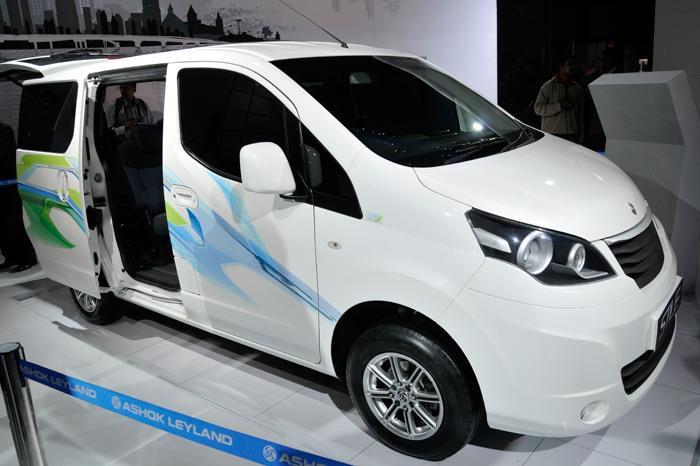 Ashok Leyland unveils Stile concept