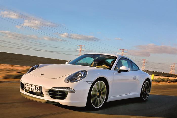 New Porsche 911 Carrera S review test drive