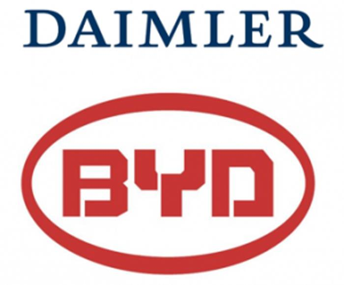 Daimler/BYD brand is named 'Denza'