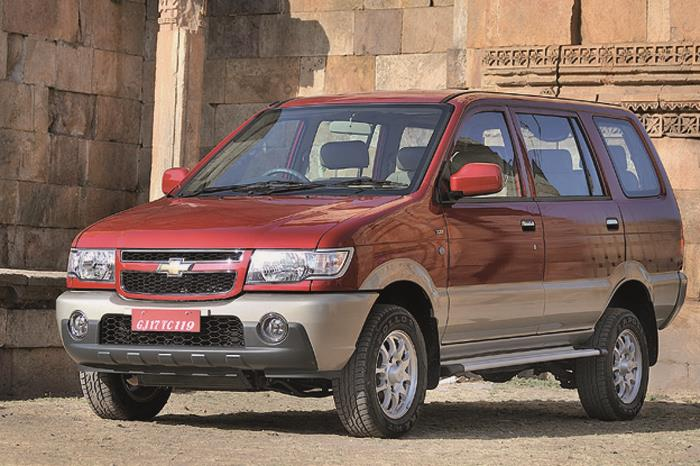 Chevrolet Tavera Neo 3 review, test drive