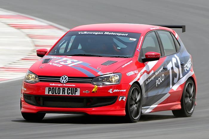 VW Polo-R TSI test drive, review