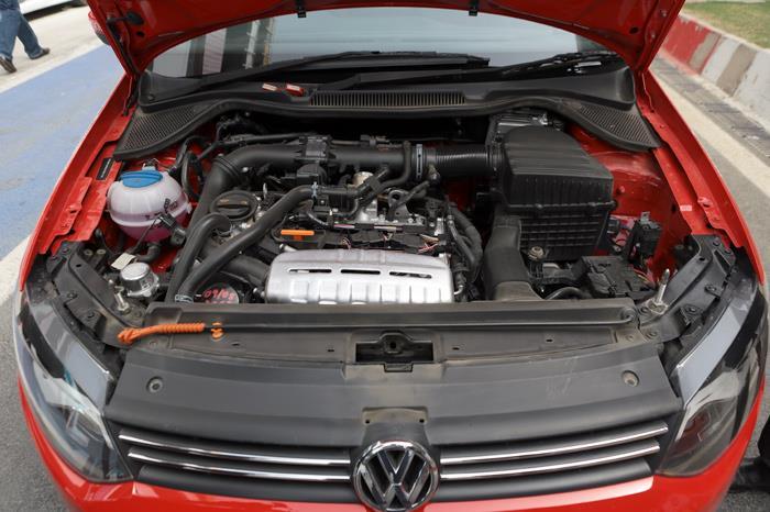 1.4-TSI engine has plenty of grunt throughout the rev-range.