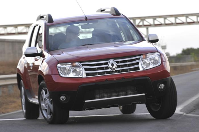 Renault Duster review, test drive and video