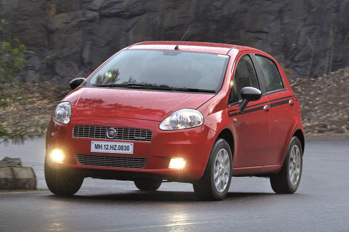 2012 Fiat Punto Sport review, test drive