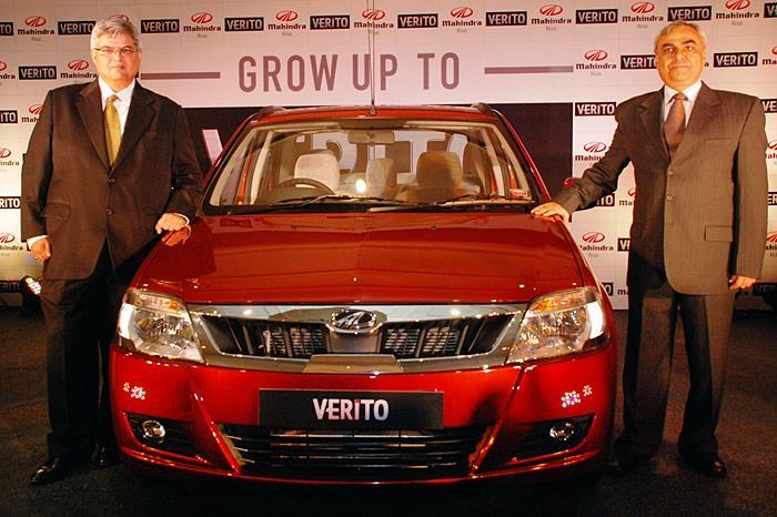 Mahindra launches refreshed Verito