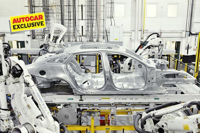 JLR looking at assembly plant in Saudi Arabia