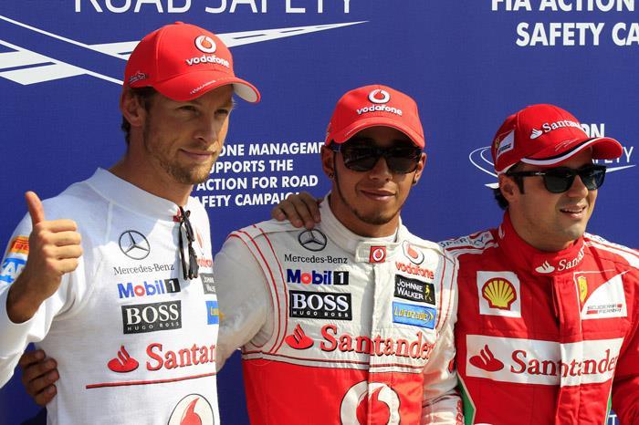 Hamilton takes Monza pole