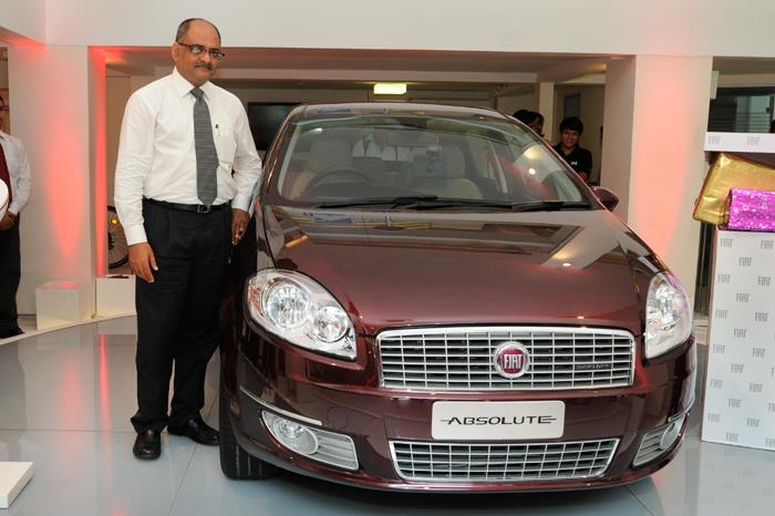 Linea, Punto Absolute edition out