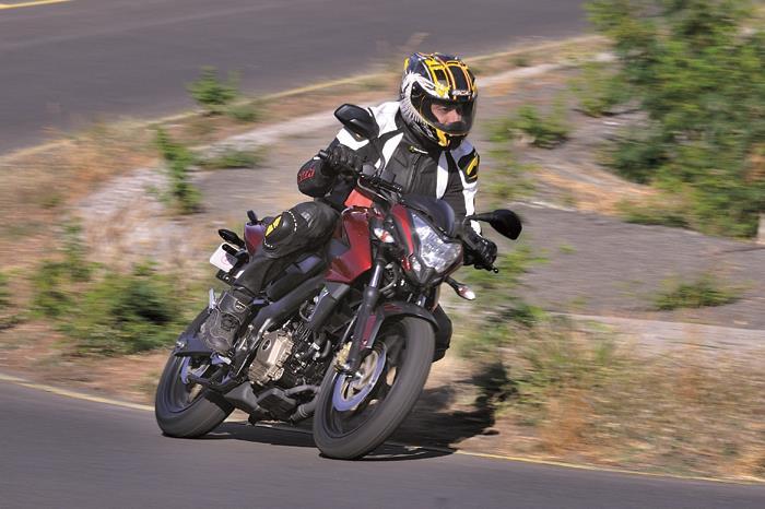 Bajaj Pulsar 200NS review, test ride