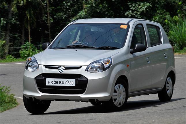 maruti alto 800 test drive review and video autocar india. Black Bedroom Furniture Sets. Home Design Ideas