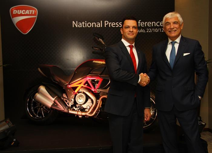 Ducati's brand new venture