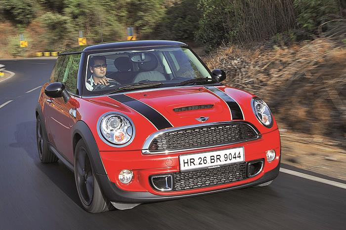 Mini Cooper S review, test drive