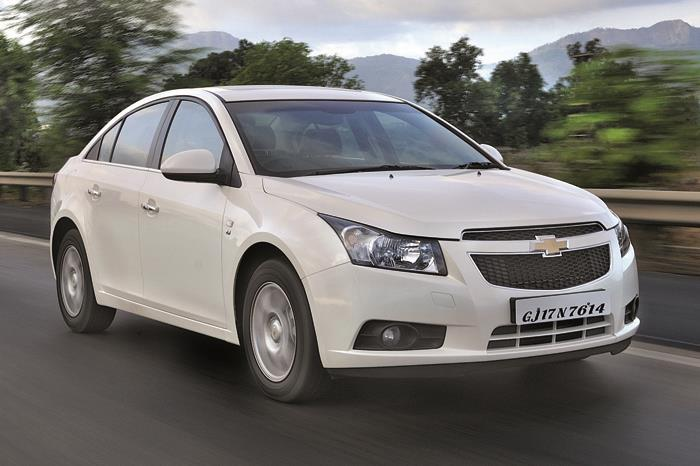 New Chevrolet Cruze review, test drive