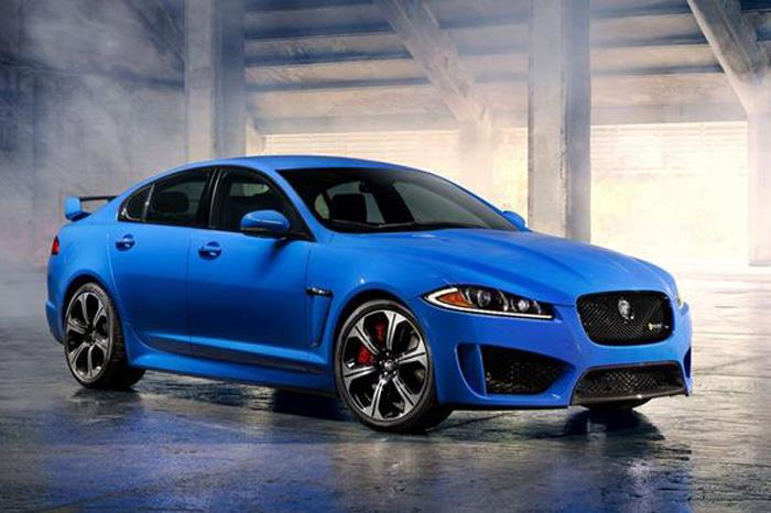 Jaguar XFR-S unveiled