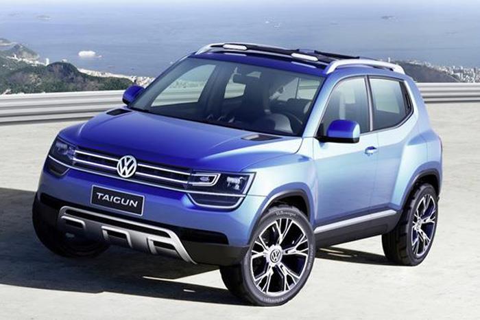 VW Taigun to take on Ford's EcoSport
