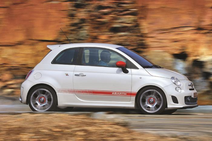 Fiat 500 Abarth review, test drive