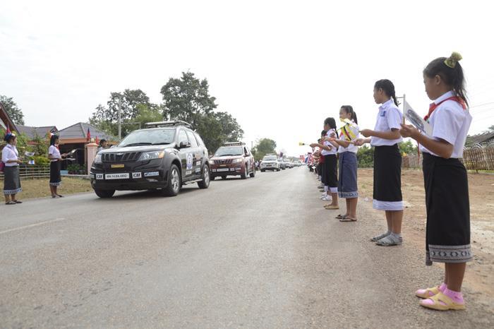 ASEAN- India rally Sunday, December 9, Day 12