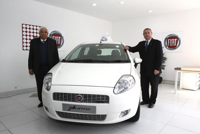 Fiat targets 100 dealerships by 2014