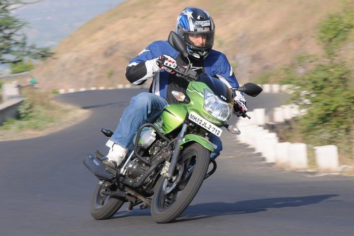 TVS Phoenix 125 review, test ride