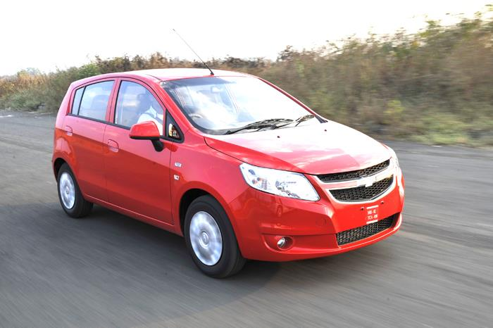 Chevrolet Sail U-VA review, test drive