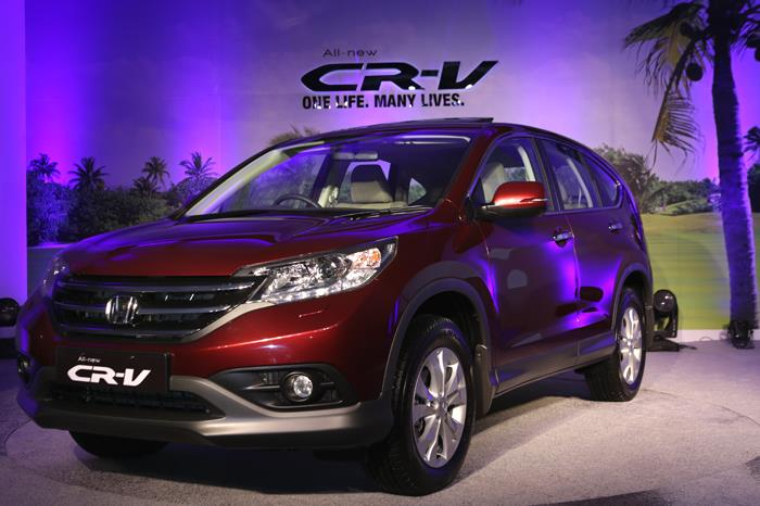 Honda launches new CR-V