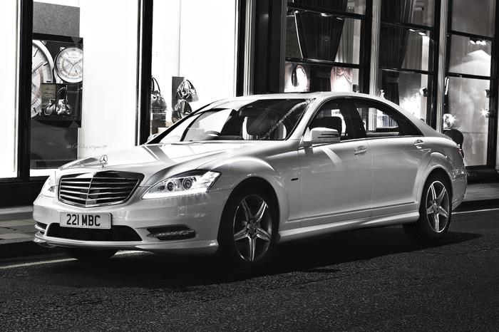 New Merc S-class coming next year