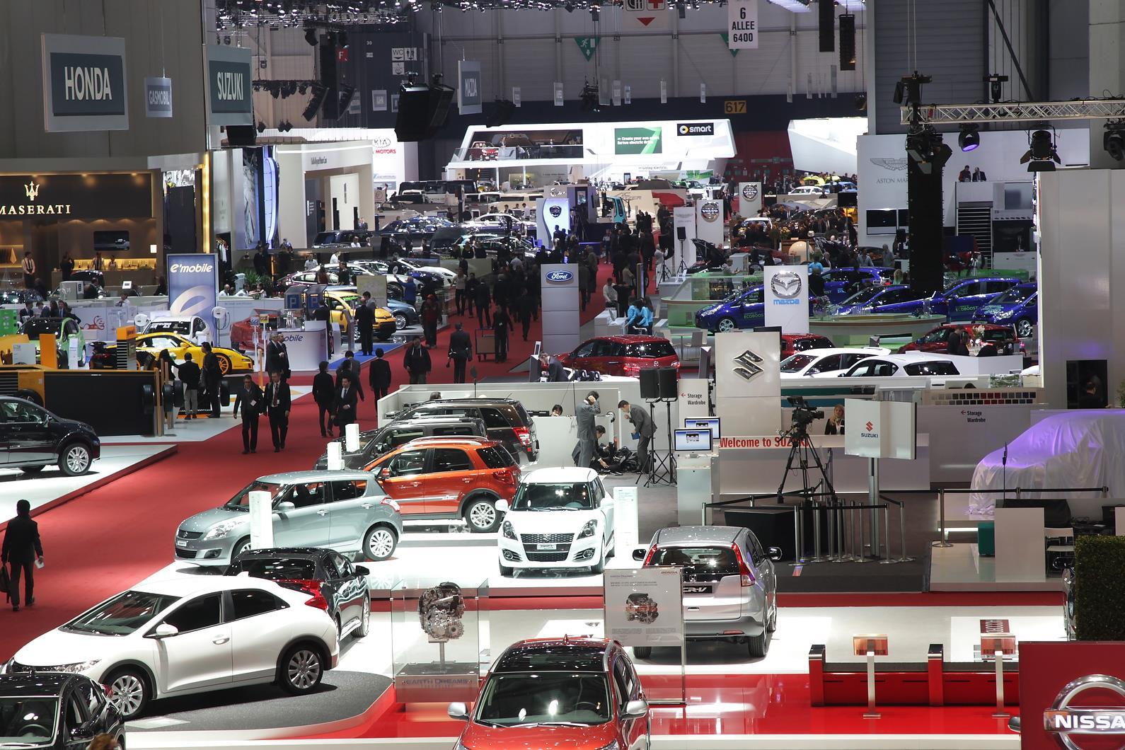 Geneva Motor Show 2013: Show report, gallery
