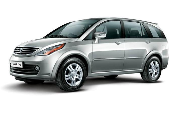 Heavy discounts on Tata Aria