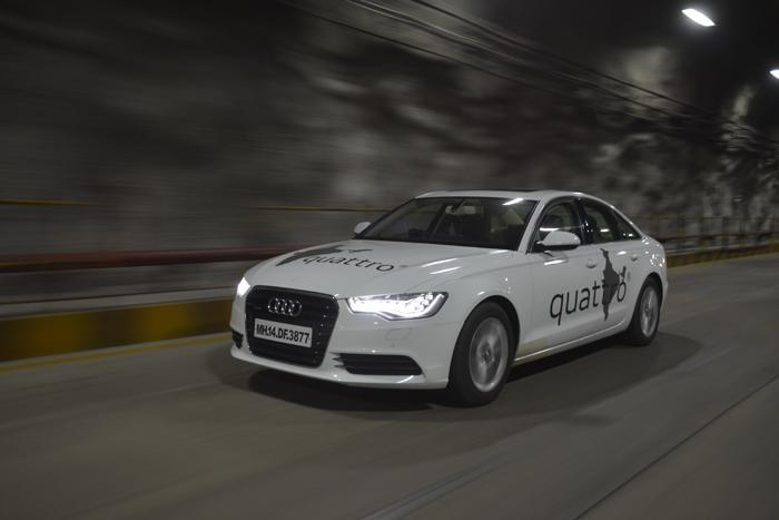 Audi Great India quattro Drive 1: Day 1 - Jaisalmer to Jaipur