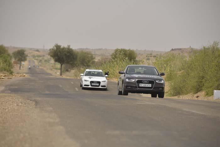 Audi Great India quattro Drive 1: Day 3 - Agra to Allahabad
