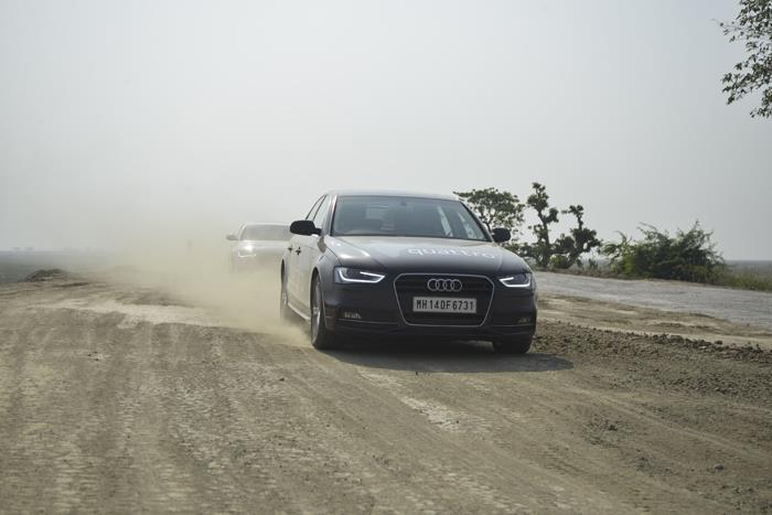 Audi Great India quattro Drive 1: Day 5 Patna to Siliguri