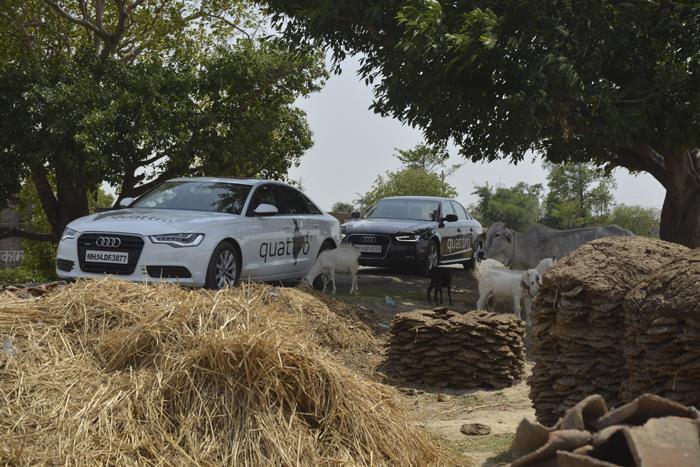 Audi Great India quattro Drive 1: Day 6: Siliguri to Cooch Behar
