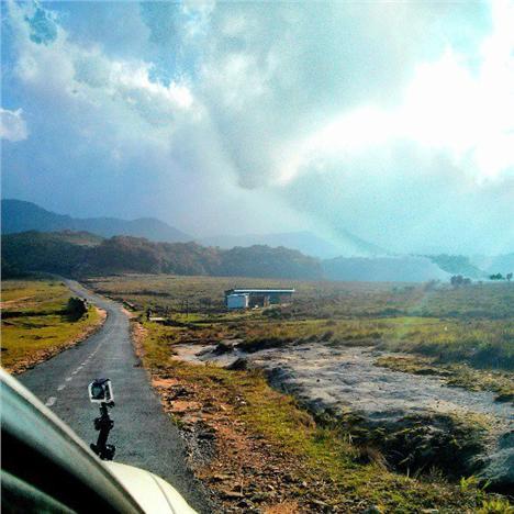Audi Great India quattro Drive 1: Day 8 - Guwahati to Mawsynram