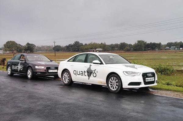 Audi Great India quattro Drive 1: Day 7 - Cooch Behar to Guwahati