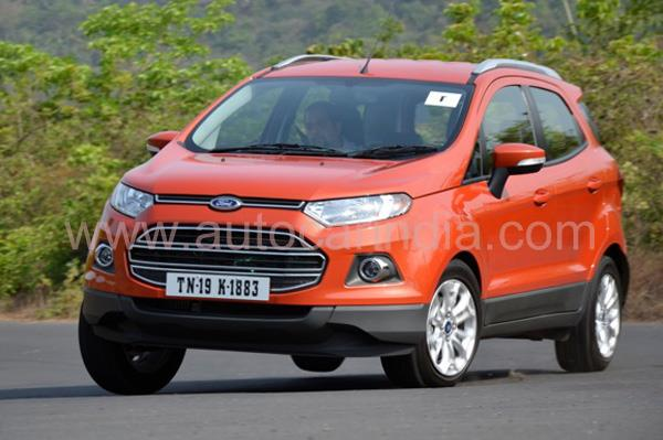 ford ecosport ecoboost petrol review test drive autocar india. Black Bedroom Furniture Sets. Home Design Ideas
