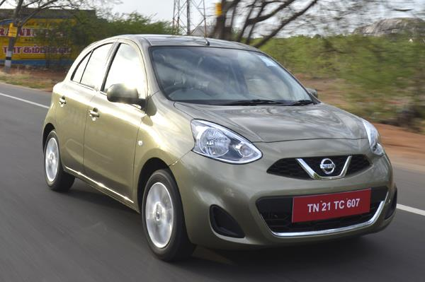 Nissan Micra facelift CVT review, test drive and video