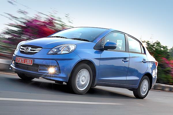 Honda Amaze review, test drive