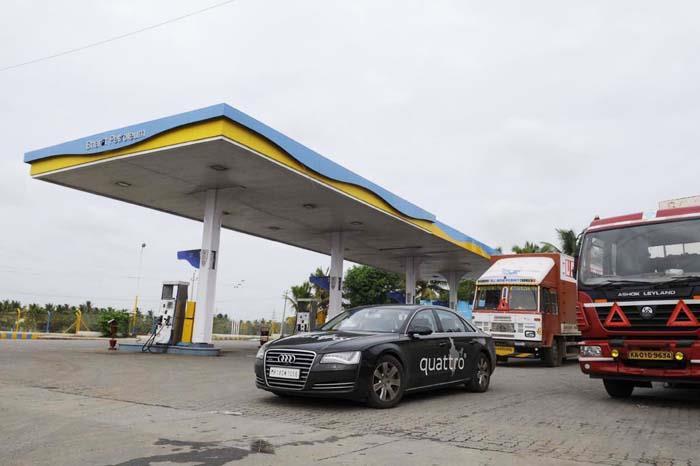 Audi Great India quattro Drive 3: Day 2 – Cochin to Bangalore
