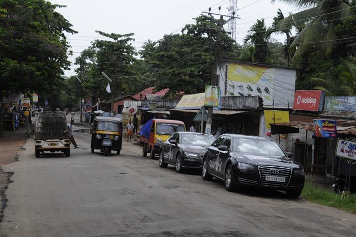 Audi Great India quattro Drive 3: Day 3 - Bangalore to Mumbai