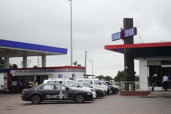 Audi Great India quattro Drive 3: Day 4 – Mumbai to Udaipur