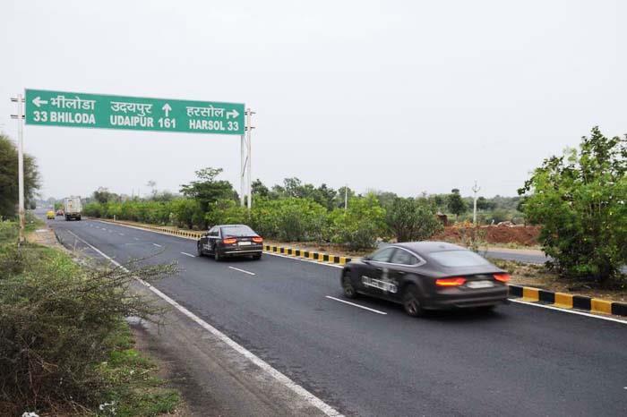 Audi Great India quattro Drive 3: Day 5 – Udaipur to Delhi