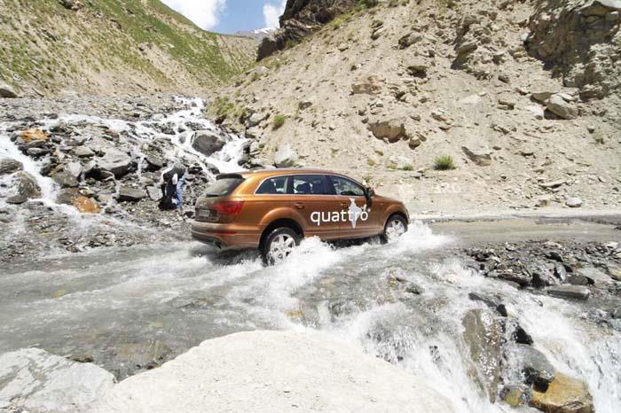Audi Great India quattro Drive 3 : Day 9 – Jispa to Sarchu