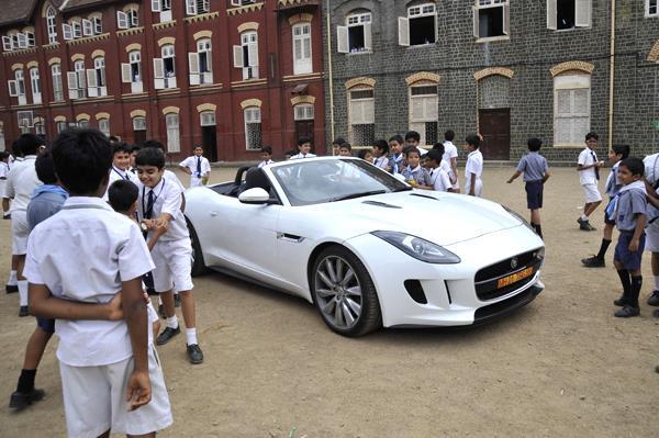 New Jaguar F-Type review, test drive