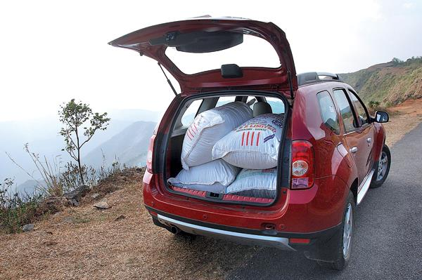 Renault Duster (Second report)