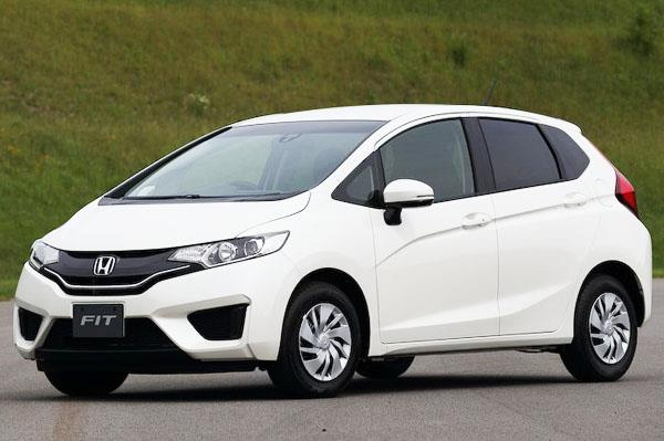 New 2014 Honda Jazz revealed