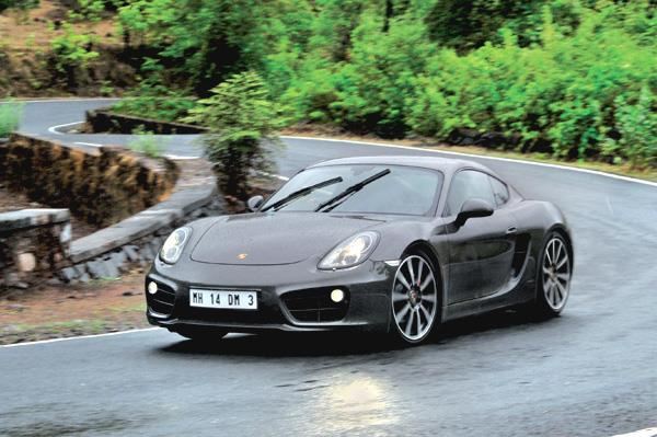 Porsche Cayman S India review, test drive