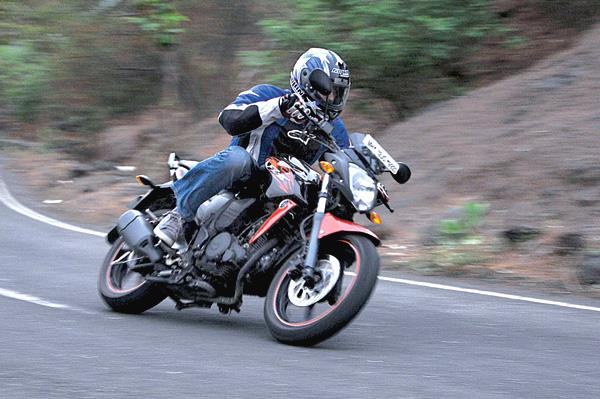 2013 Yamaha FZ-S long term review second report