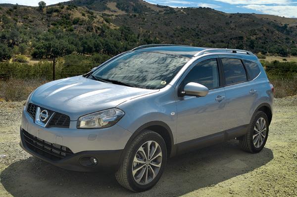 Nissan Qashqai +2 SUV review, test drive