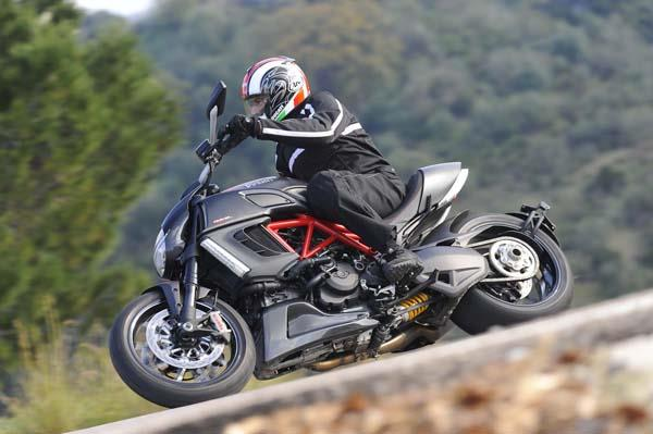 Ducati re-enters Indian market
