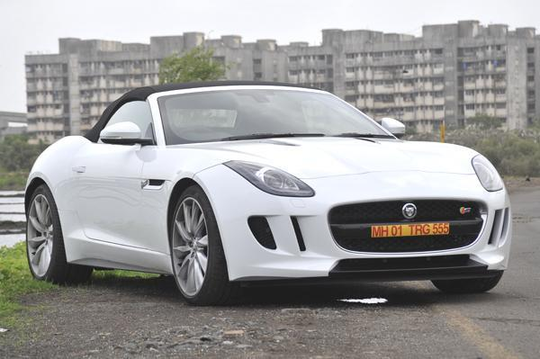Fast, furious and fun: An F-type weekend
